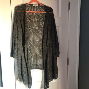Dress Barn Plus Size Cardigan